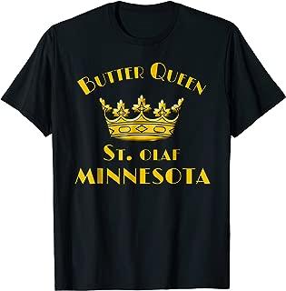 st olaf shirt