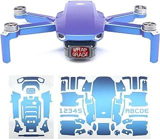 Wrapgrade Skin kompatibel med Mavic Mini (CELESTE BLUE)
