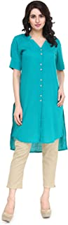 INDIBELLE Kurta with Ankle Length Trousers