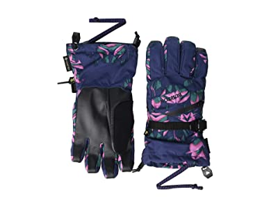 Burton GORE-TEX(r) Gloves (Dress Blue Stylus) Extreme Cold Weather Gloves