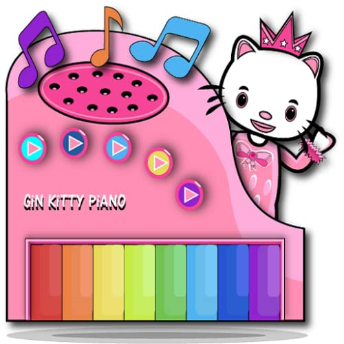 Hello Kitty Piano Animals&Numbers Learn