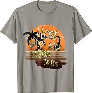 La Brea Tar Pit Spoof Souvenir Shirt