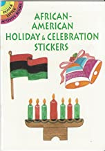 African-American Holiday and Celebration Stickers (Dover Little Activity Books)