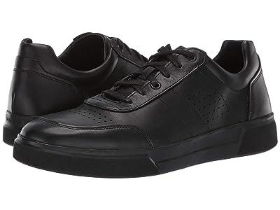 Vince Barnett (Black Leather) Men
