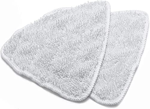 O-Cedar Microfiber Steam Mop Refill (Pack - 6), White