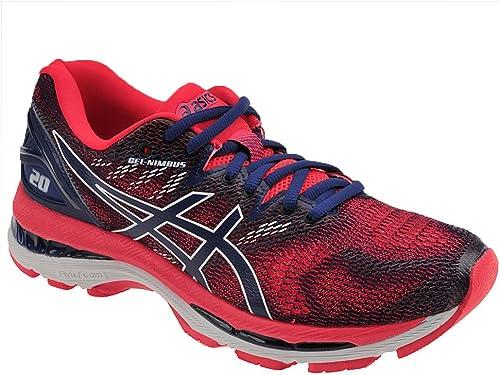 ASICS Wohommes Gel-Nimbus 20 FonctionneHommest chaussures, bleu bleu Print bleu Print, 11 M US  vente en ligne