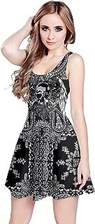 Best black lace skull dress Reviews