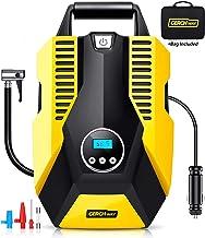 Tire Inflator Portable Air Compressor for Car – Compact Digital Air Pump for Car..