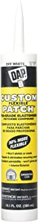 DAP 12274 Phenopatch Ready-to-Use Elastomeric Patching Compound, 10.1 Oz, to Off, Paste, White