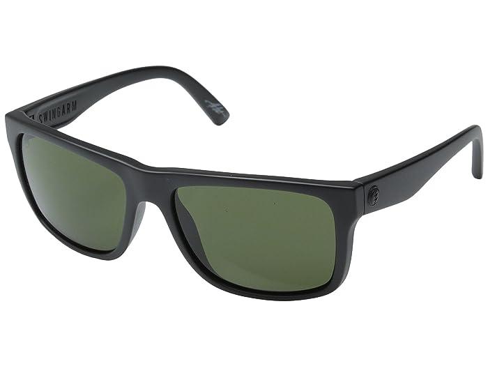 Electric Eyewear  Swingarm (Matte Black/M Grey) Fashion Sunglasses