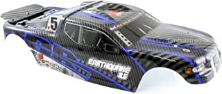 Redcat Racing 1/8 Truck Body Blue and Black (BS801-017B) ~ Earthquake 3.5, 3.0