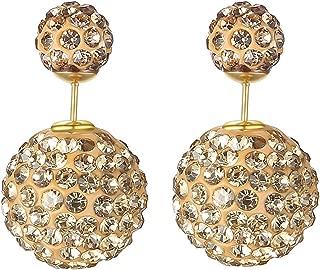 double sided stud earrings wholesale