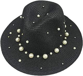 Summer Pearl Flat Lace Wing Cap Sunshade Hat Sun Hat Ms.Beach Hat
