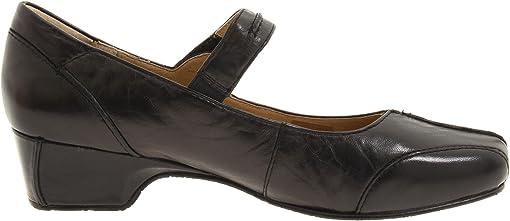 Savonna Black Leather