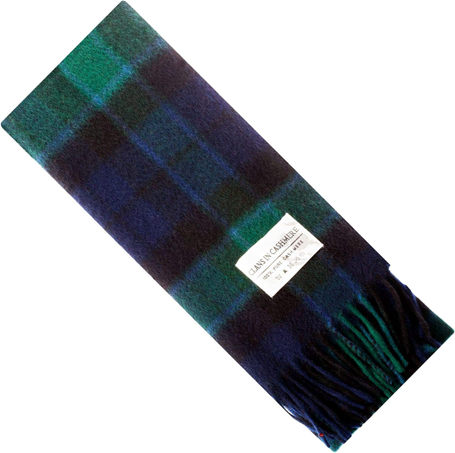 Cashmere Clan Scarf Graham of Menteith Modern
