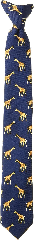 Wembley Boys Novelty Fun Print Clip Tie