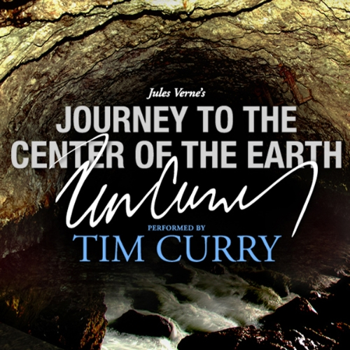 Journey to the Center of the Earth: A Signature Performance by Tim Curry Audiobook By Jules Verne cover art