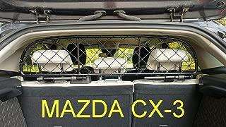 Vetrineinrete/® Rete di protezione per auto per cani e gatti divisorio barriera universale con ganci da bagagliaio trasporto animali 136 x 99 cm 9001 G39