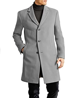 Best overcoat light grey Reviews