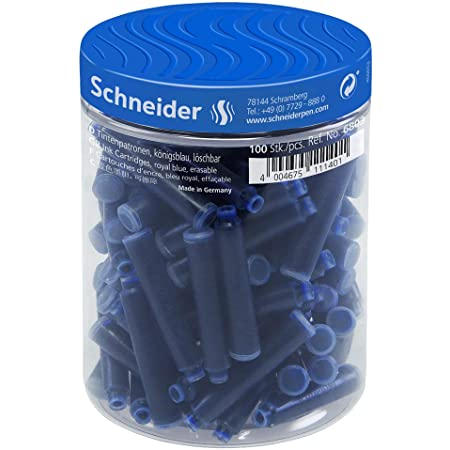 Schneider p006803Bote de 100cartuchos