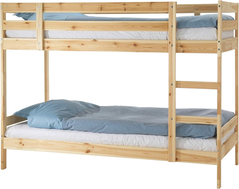 Ikea 201 024 51 Mydal Bunk Bed Frame Pine Amazon Ca Home