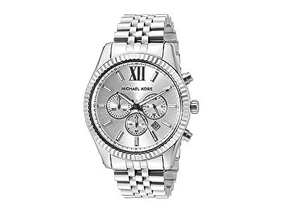 Michael Kors Lexington (MK8405 Stainless Steel) Watches