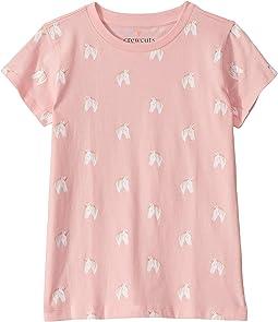 Pink/Ivory Multi