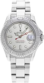 Rolex Yacht-Master Automatic-self-Wind Male Watch 168622 (Certified Pre-Owned)