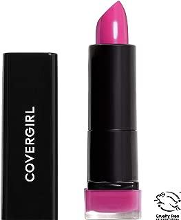 COVERGIRL Exhibitionist Lipstick Cream, Bombshell Pink 425, Lipstick Tube 0.123 OZ (3.5 g)