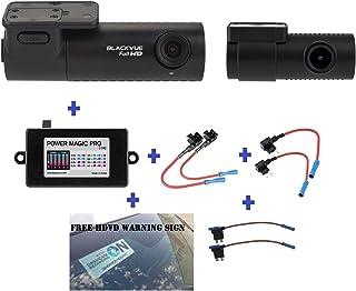 Blackvue DR590-2CH 64GB, Car Black Box/Car DVR Recorder, Full HD 1080p Front and Rear, 30FPS, G Sensor, 64GB SD Card + Pow...