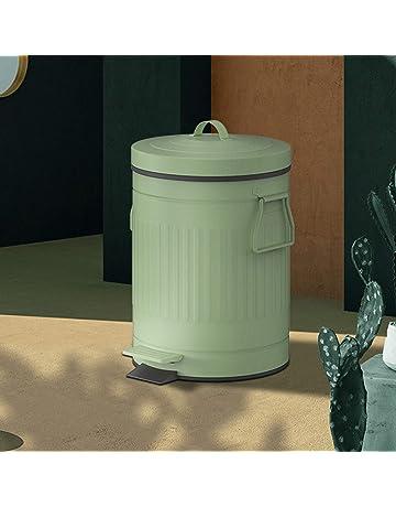 Cubos de basura para exterior   Amazon.es