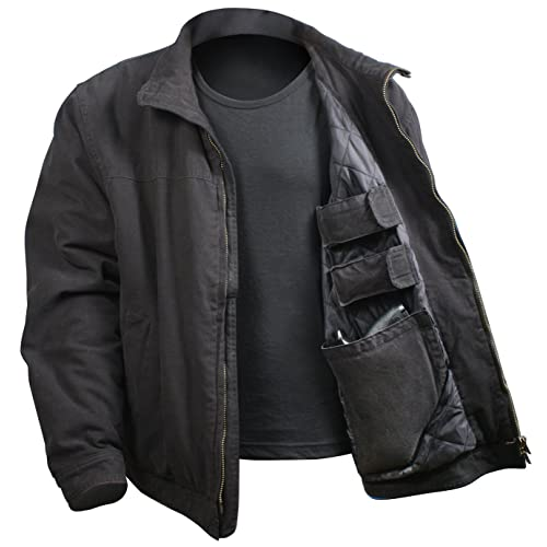 4c0ece6a8d4 Rothco 3 Season Concealed Carry Jacket