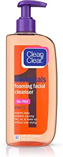 clean n clear new face wash