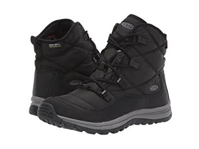 Keen Terradora Ankle Waterproof (Black/Steel Grey) Women