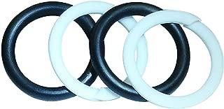 Coxreels 439-1-SEALKIT Viton Replacement Swivel O-Ring Seal Kit,Black/White 1/2