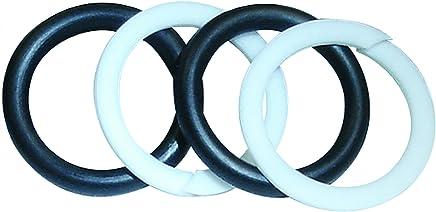 Nitrile Pack of 25 90 Durometer Hardness Sterling Seal OR90BLKBUN322X25 322 BUNA//NBR O-Ring
