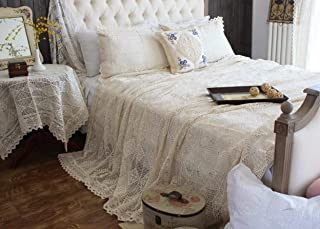 Best crochet lace bed cover Reviews
