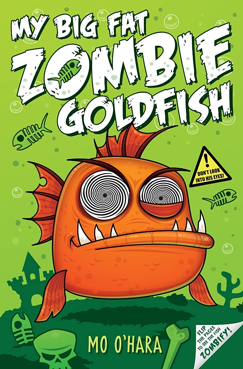 クーポン不道徳素子My Big Fat Zombie Goldfish