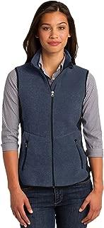 Port Authority Women's R Tek Pro Fleece Full Zip Vest