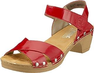 Suchergebnis auf für: rote sandaletten Rieker 2Sk1N
