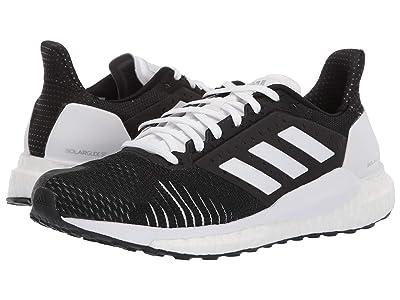 adidas Running Solar Glide ST (Core Black/Core Black/Footwear White) Women