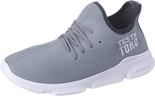 Testa Toro Microfiber Lace-up Training Sneakers for Men 41