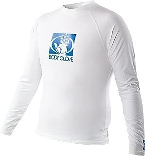 Body Glove Mens Basic L/A Rashguard