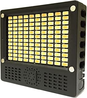 Cineroid L10-BC el feneri LED fotoğraf makinesi/kamera için siyah