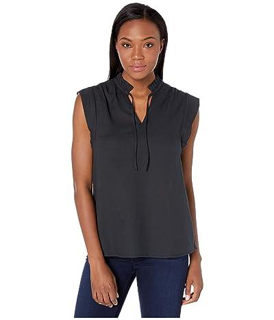 Carve Designs Larkin Shirt (Black) Women