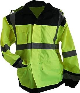 Forester ANSI Class 3 Rain Jacket Size Large