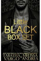Little Black Box Set (The Black Trilogy) Kindle Edition