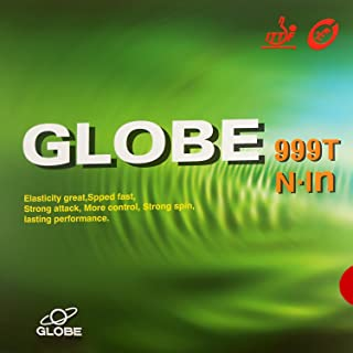 Globe 999T Pips in Table Tennis Rubber OX Topsheet