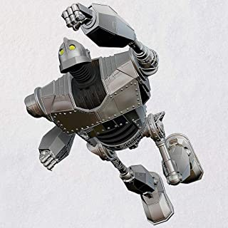 2018 SDCC Hallmark Ready Player One The Iron Giant Metal Ornament Exclusive