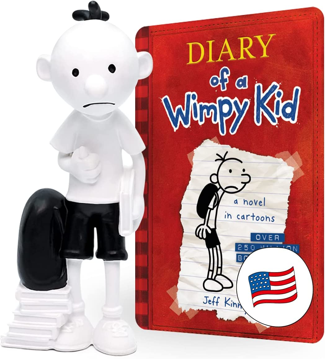 tonies Diary of a Wimpy Kid